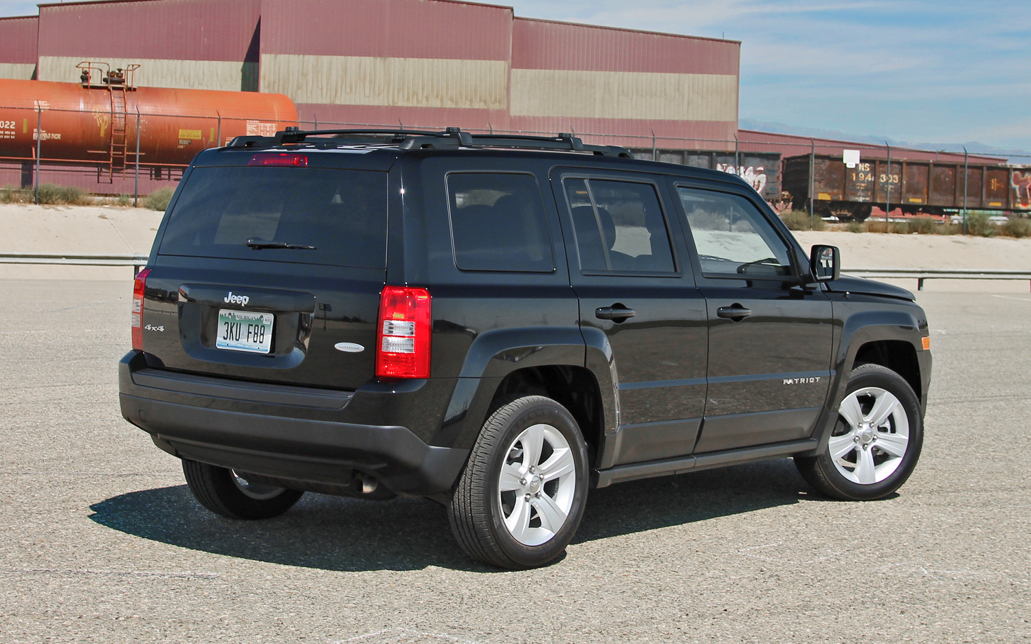 Jeep Patriot #18