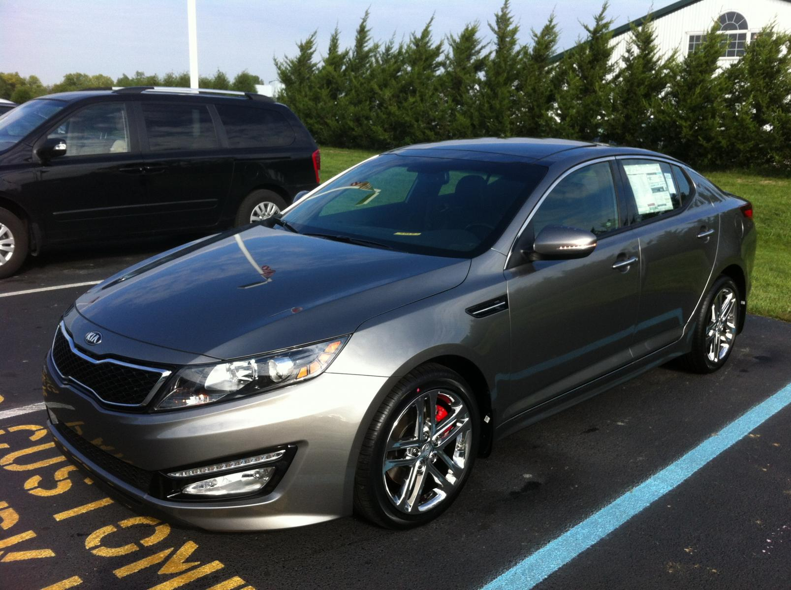 Kia Optima 2013 Black 2013 Kia Optima  14 Kia Optima