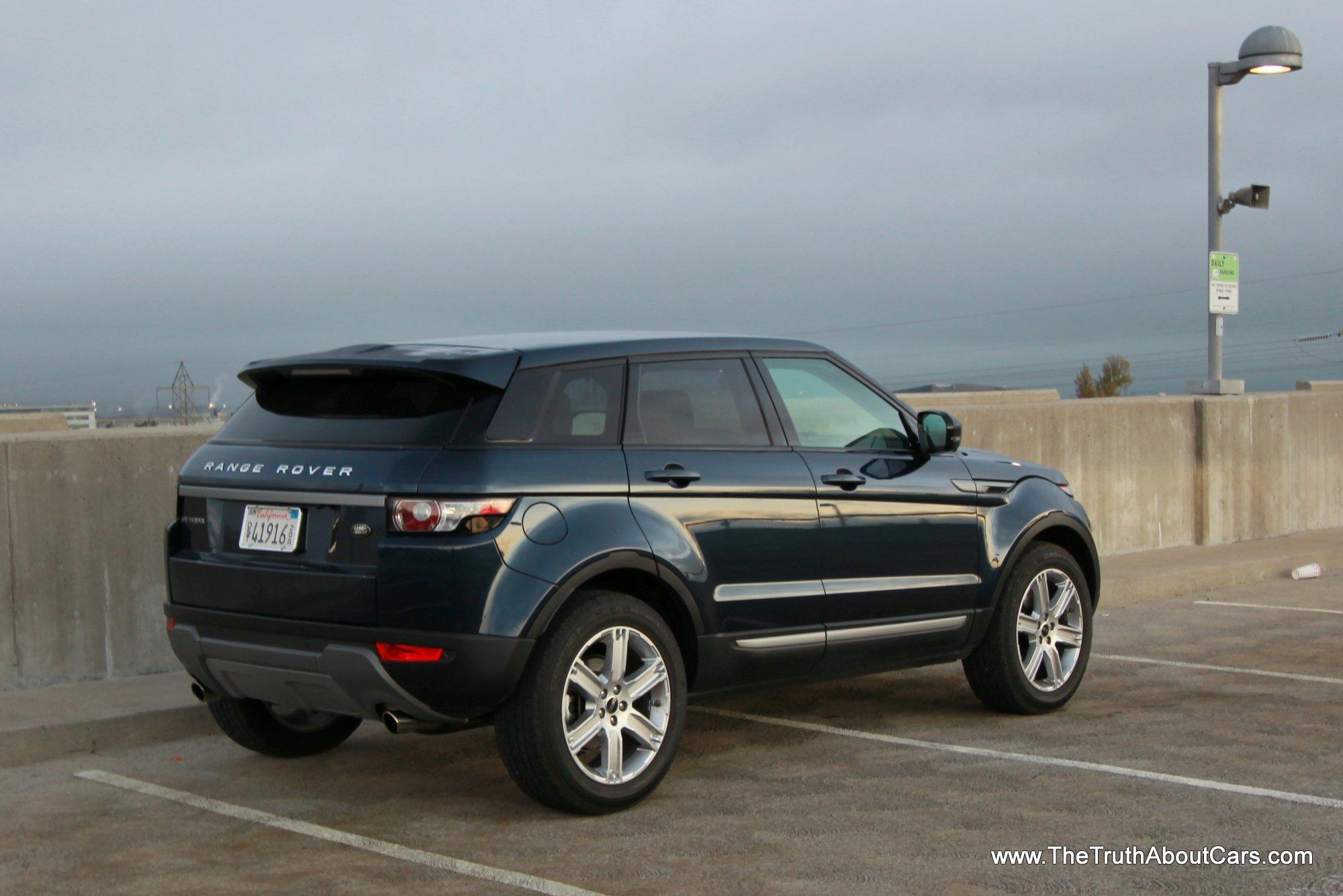 Land Rover Evogue >> 2013 LAND ROVER RANGE ROVER - Image #15