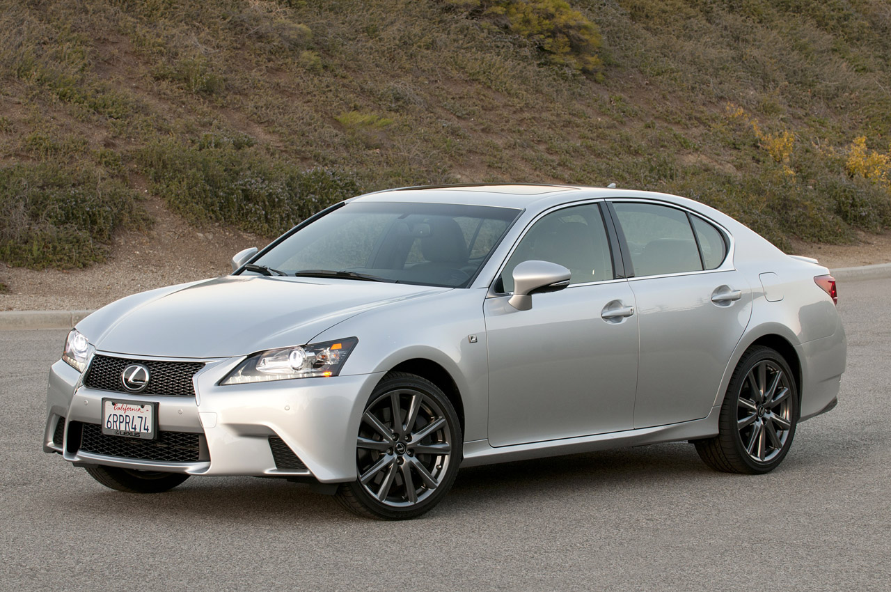 2013 lexus gs 350 information and photos zombiedrive. Black Bedroom Furniture Sets. Home Design Ideas