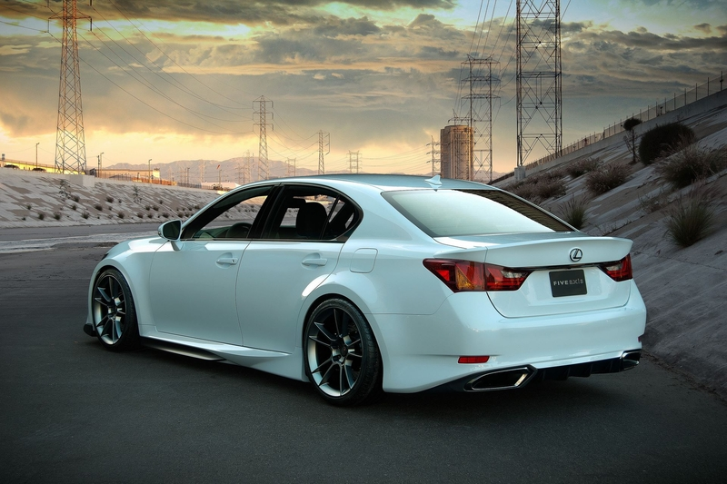 Lexus IS 350 #18