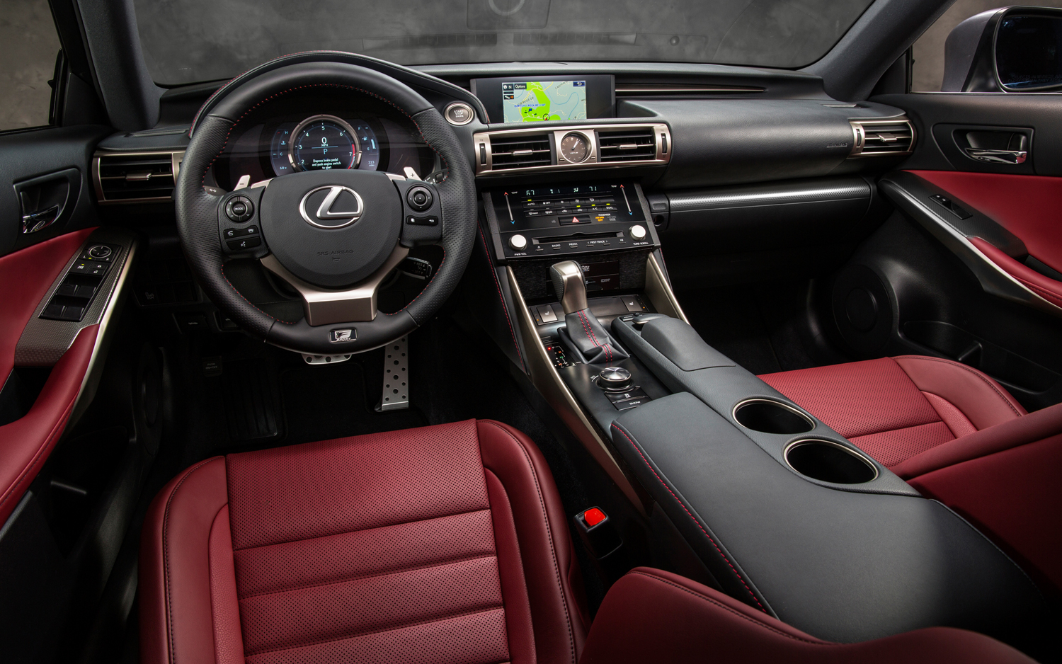 2013 lexus is 350 c - information and photos - zombiedrive
