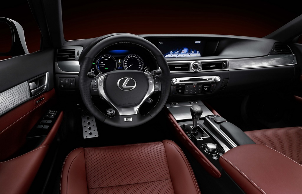 2013 Lexus IS F #11 Lexus IS F #11