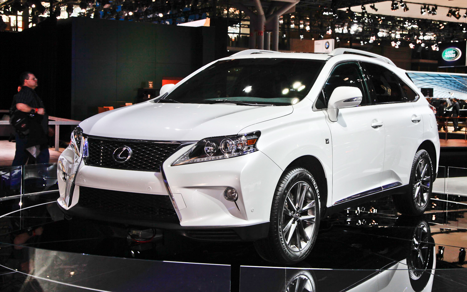 motor facelifted events first show look buttons geneva hybrid rx event and coverage lexus prevnext more
