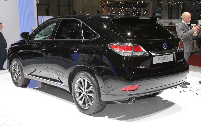2013 Lexus RX 450h #2 Lexus RX 450h #2