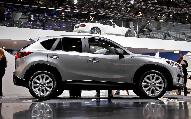 2013 Mazda Cx 5 Image 14