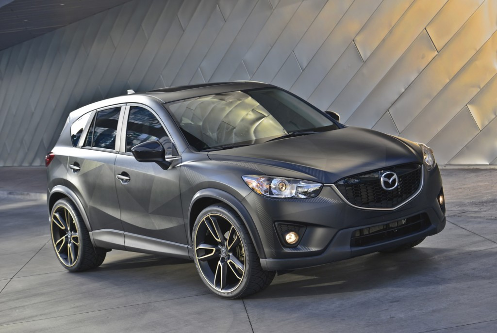 2013 mazda cx-5 - information and photos - zombiedrive