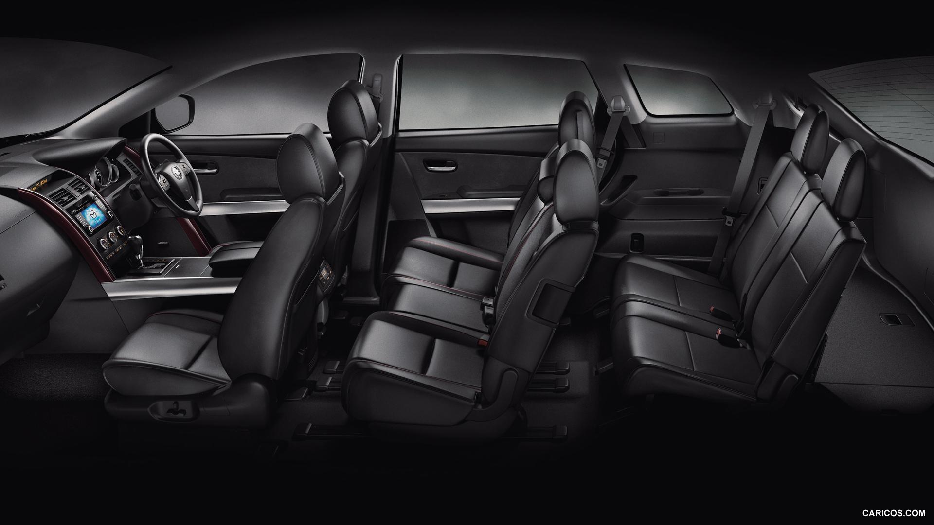 2013 Mazda Cx 9 Information And Photos Zombiedrive
