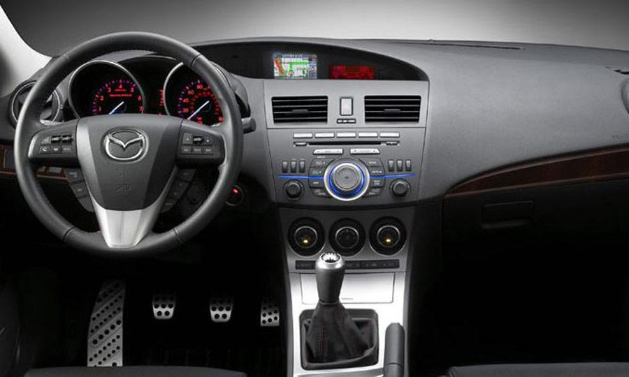 Mazda Speed 3 >> 2013 MAZDA MAZDASPEED3 - Image #13