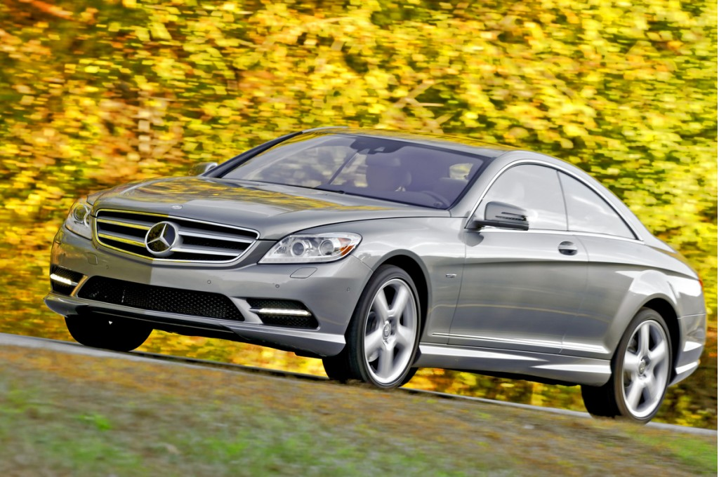 2013 Mercedes-Benz CL-Class - Information and photos - ZombieDrive