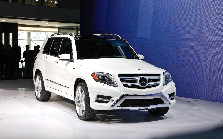 2013 mercedes benz glk class information and photos for Mercedes benz suv glk
