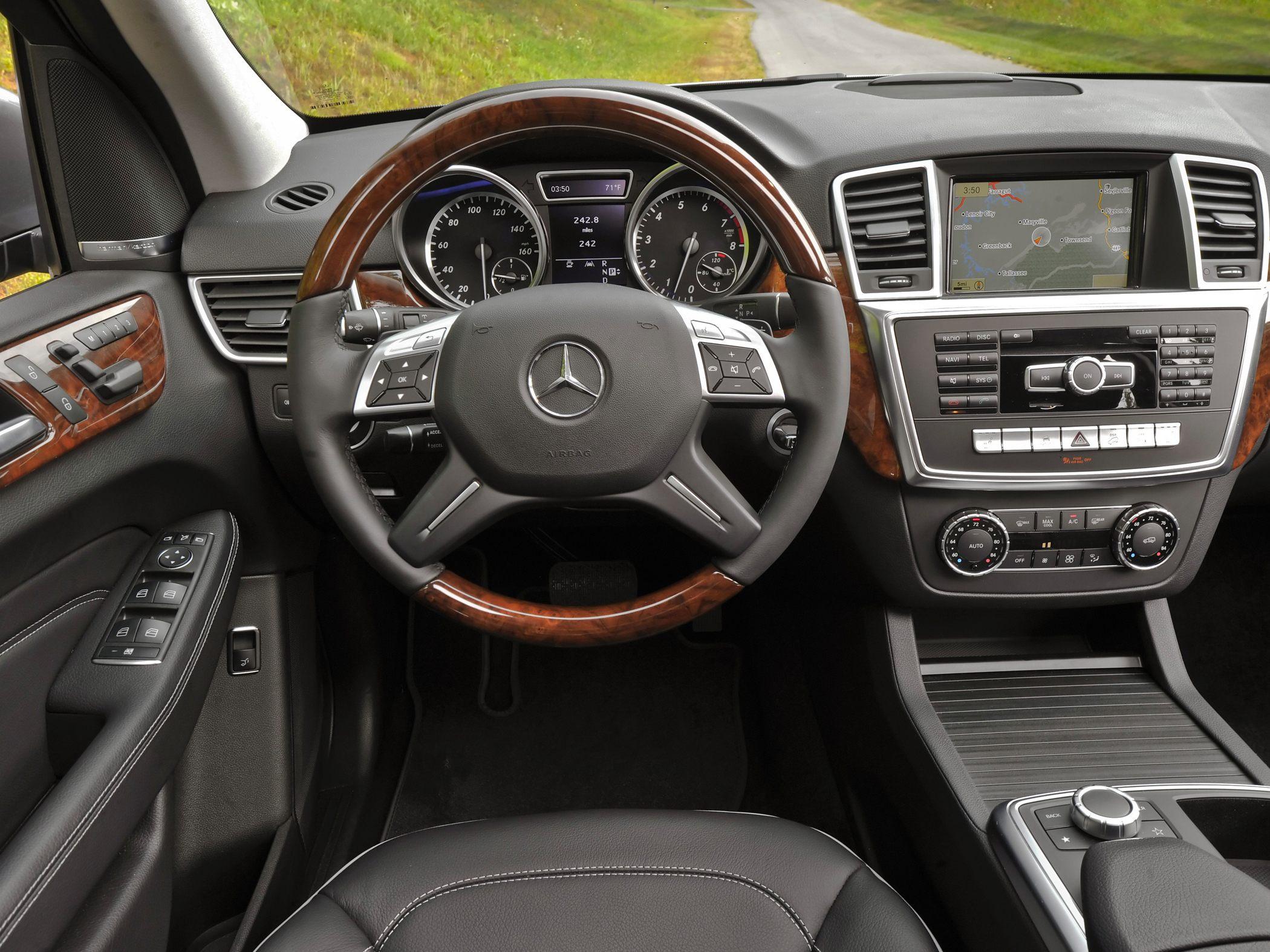 ... Mercedes Benz M Class #2