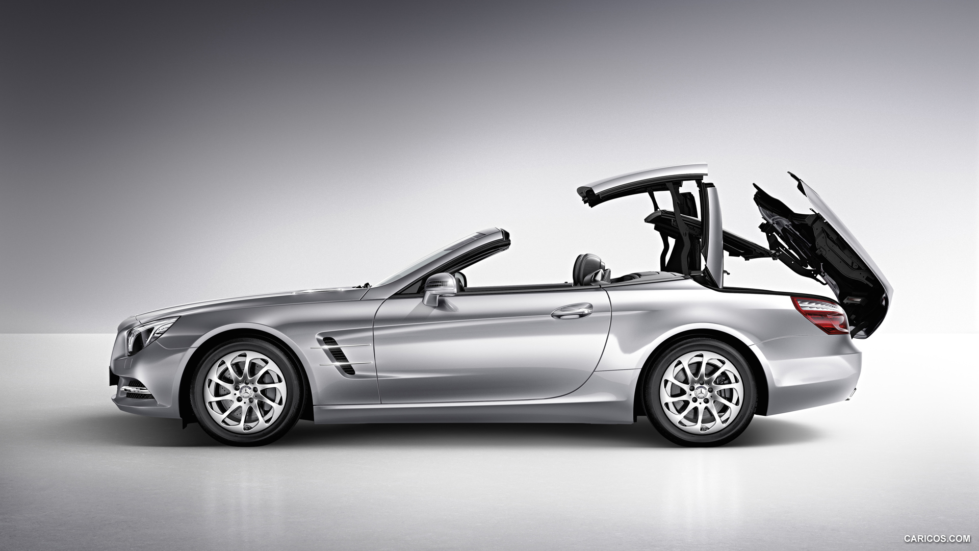 2013 mercedes benz sl class information and photos for Mercedes benz sl class