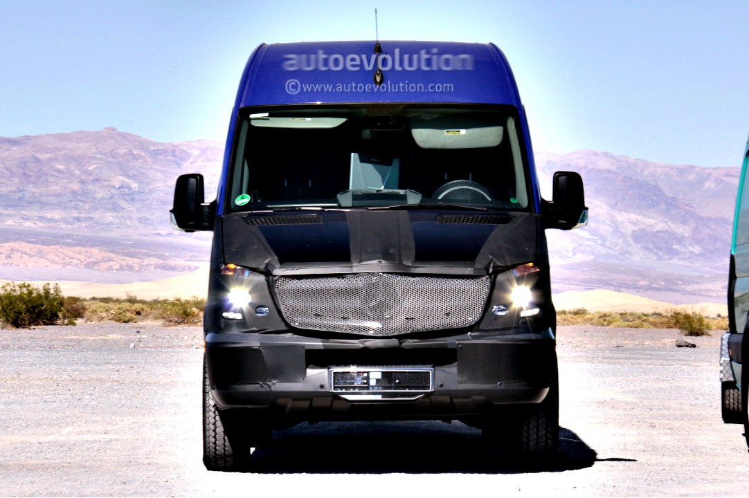 Mercedes-Benz Sprinter #19