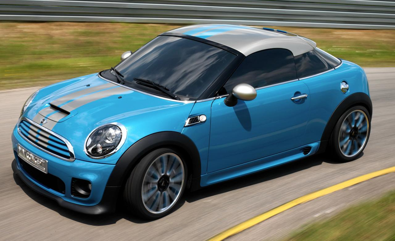 MINI Cooper Coupe #16