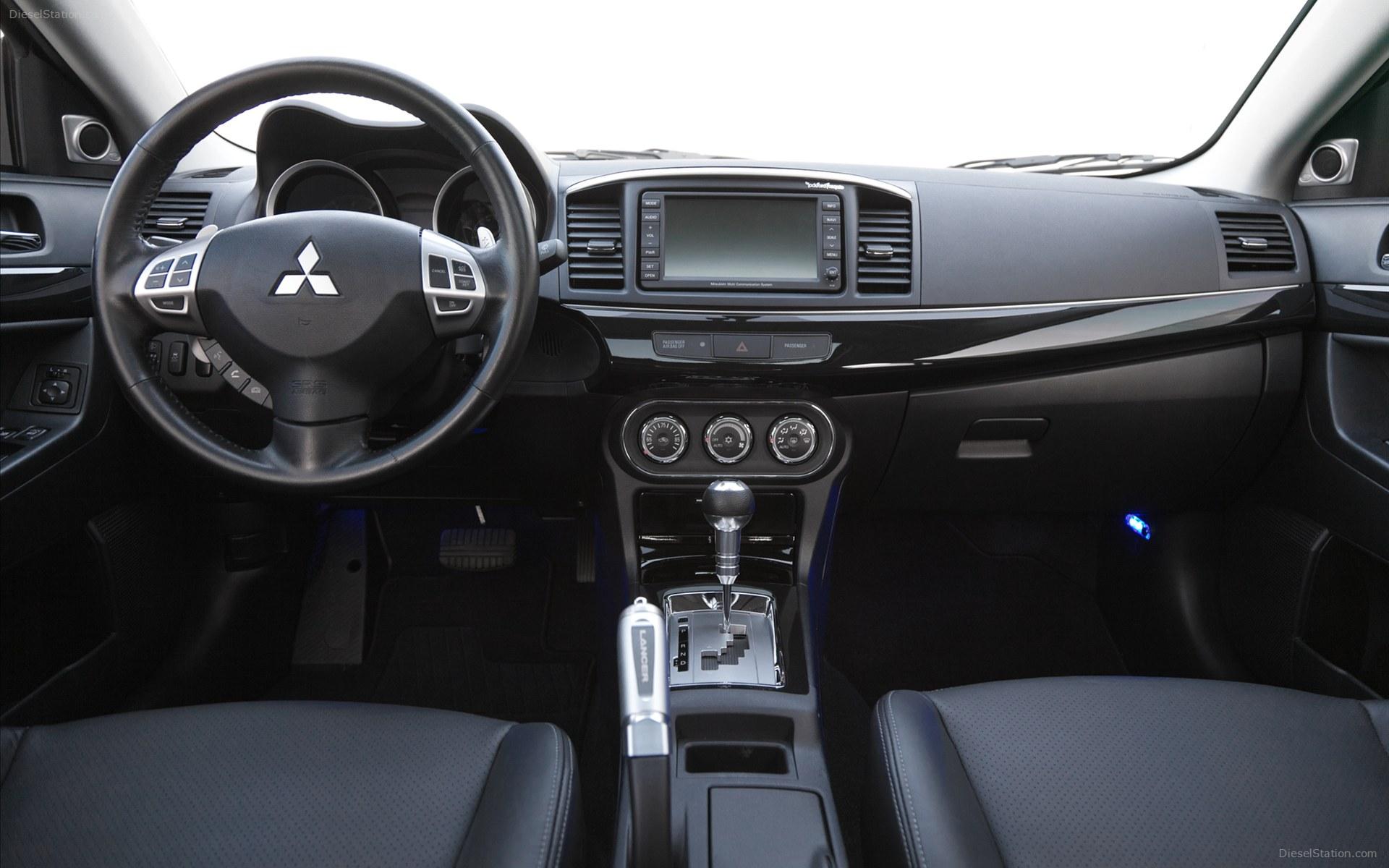 2013 Mitsubishi Lancer Information And Photos Zombiedrive Infiniti M37 Fuse Box 19