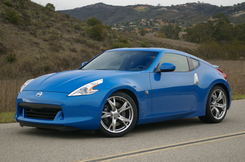2013 Nissan 370z Information And Photos Zombiedrive