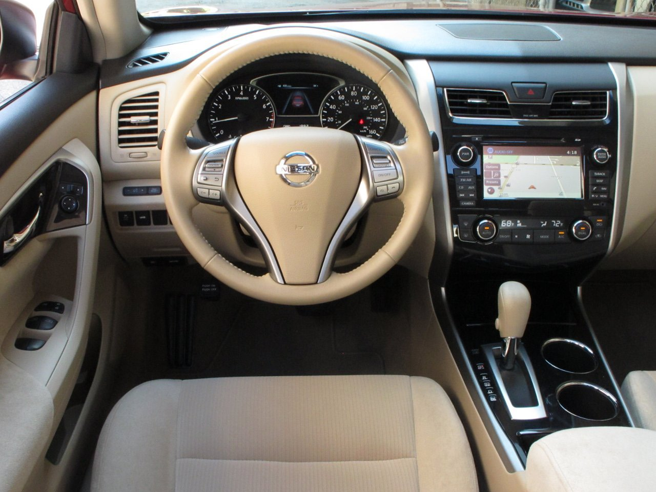 Nissan Altima 2013 Interior Base Model 2013 NISSAN ALTIMA - I...