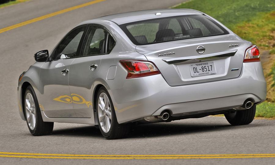 2013 Nissan Altima Image 13