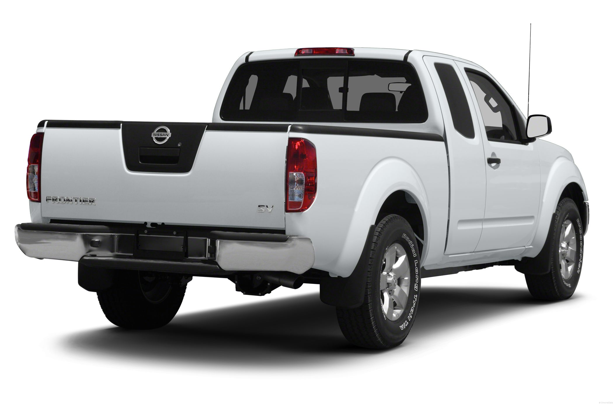 2013 Nissan Frontier Image 13