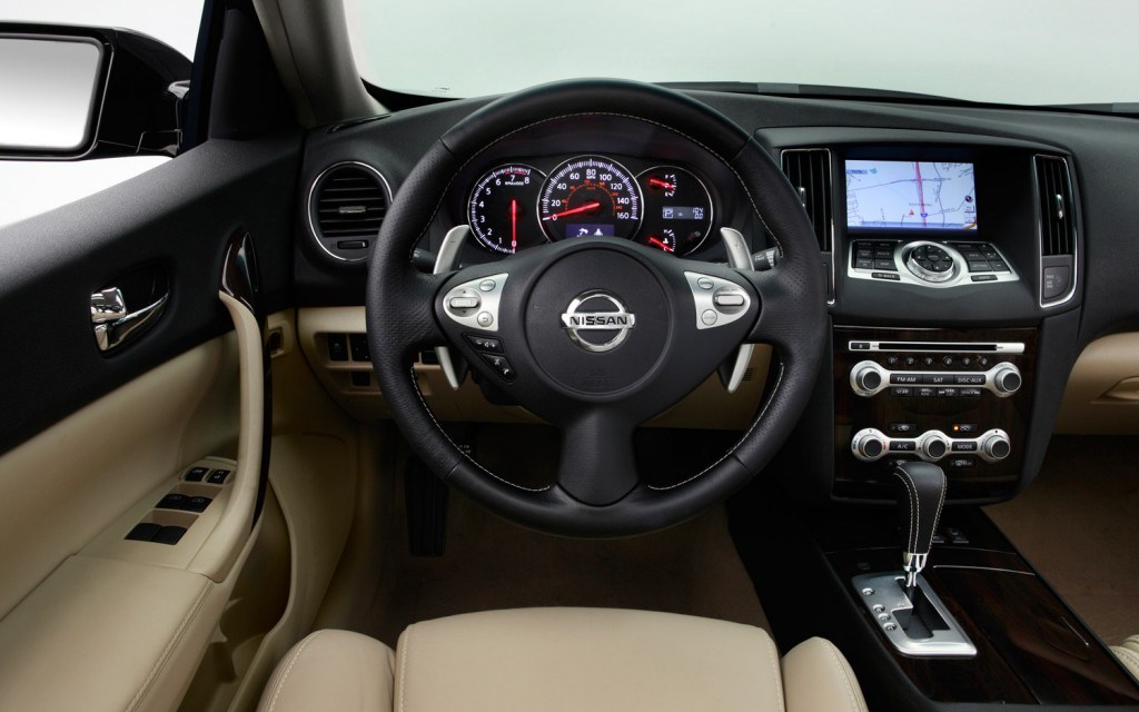 2013 Nissan Maxima Information And Photos Zombiedrive