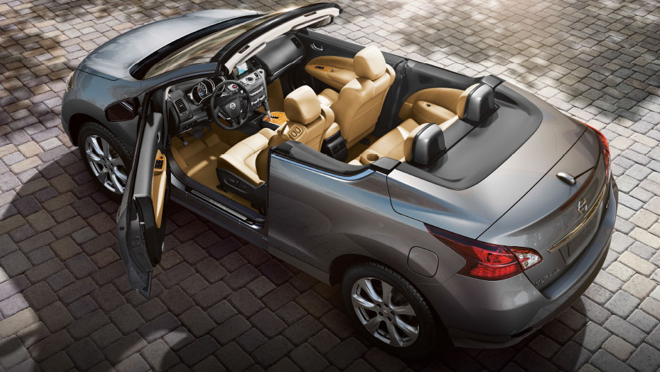 2013 Nissan Murano Crosscabriolet Image 8