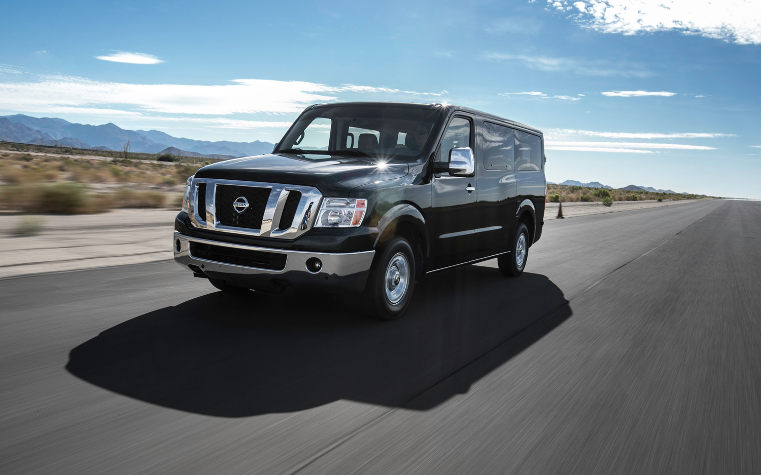 2013 nissan nv passenger - information and photos - zombiedrive