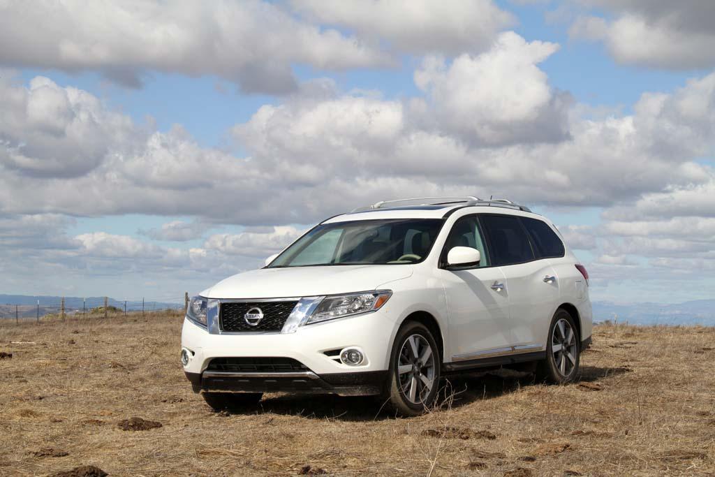 2013 Nissan Pathfinder Image 6
