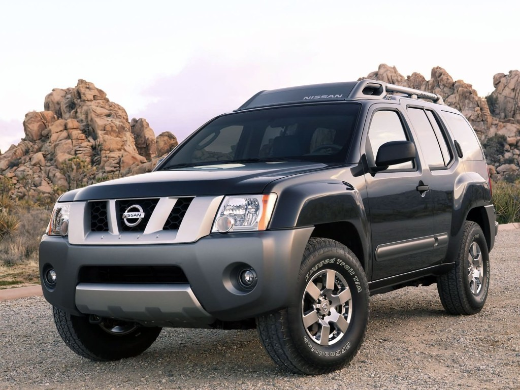 2013 nissan xterra information and photos zombiedrive 2013 nissan xterra 19 nissan xterra 19 vanachro Image collections
