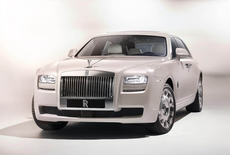 Rolls-Royce Ghost #16