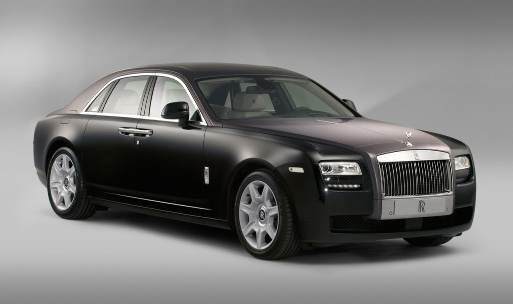 Rolls-Royce Ghost #17