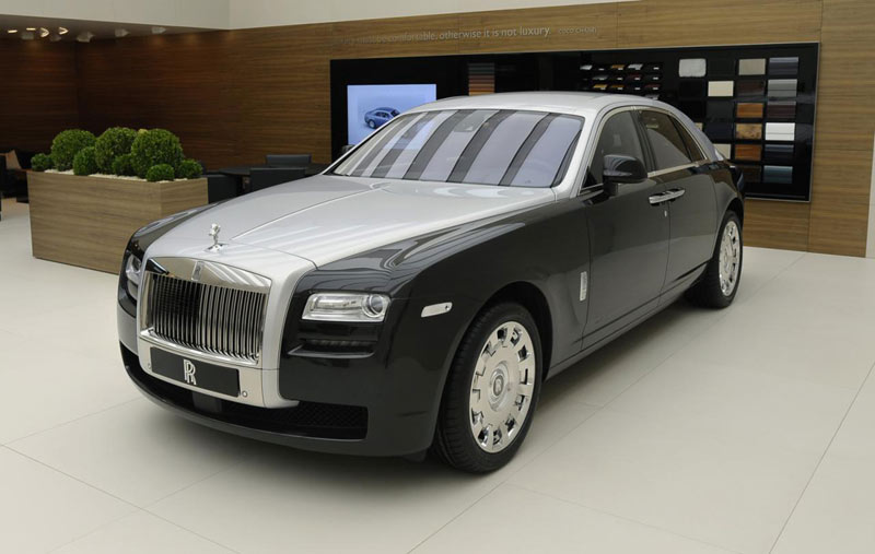2013 Rolls-Royce Phantom Coupe Aviator Collection - Interior | HD ...