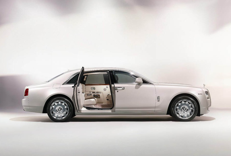 2013 Rolls-Royce Ghost EXTENDED WHEELBASE EWB | Used Bentley ...
