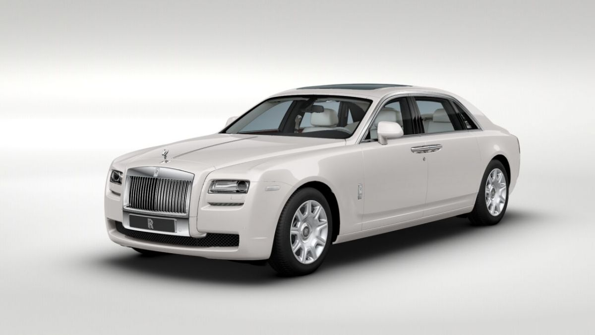 Rolls-Royce Ghost #15