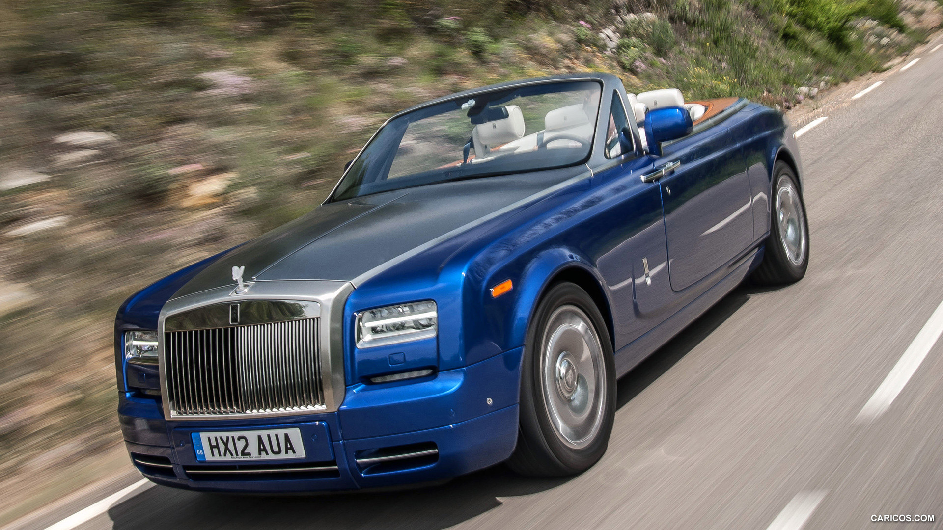 Rolls-Royce Phantom Drophead Coupe #14