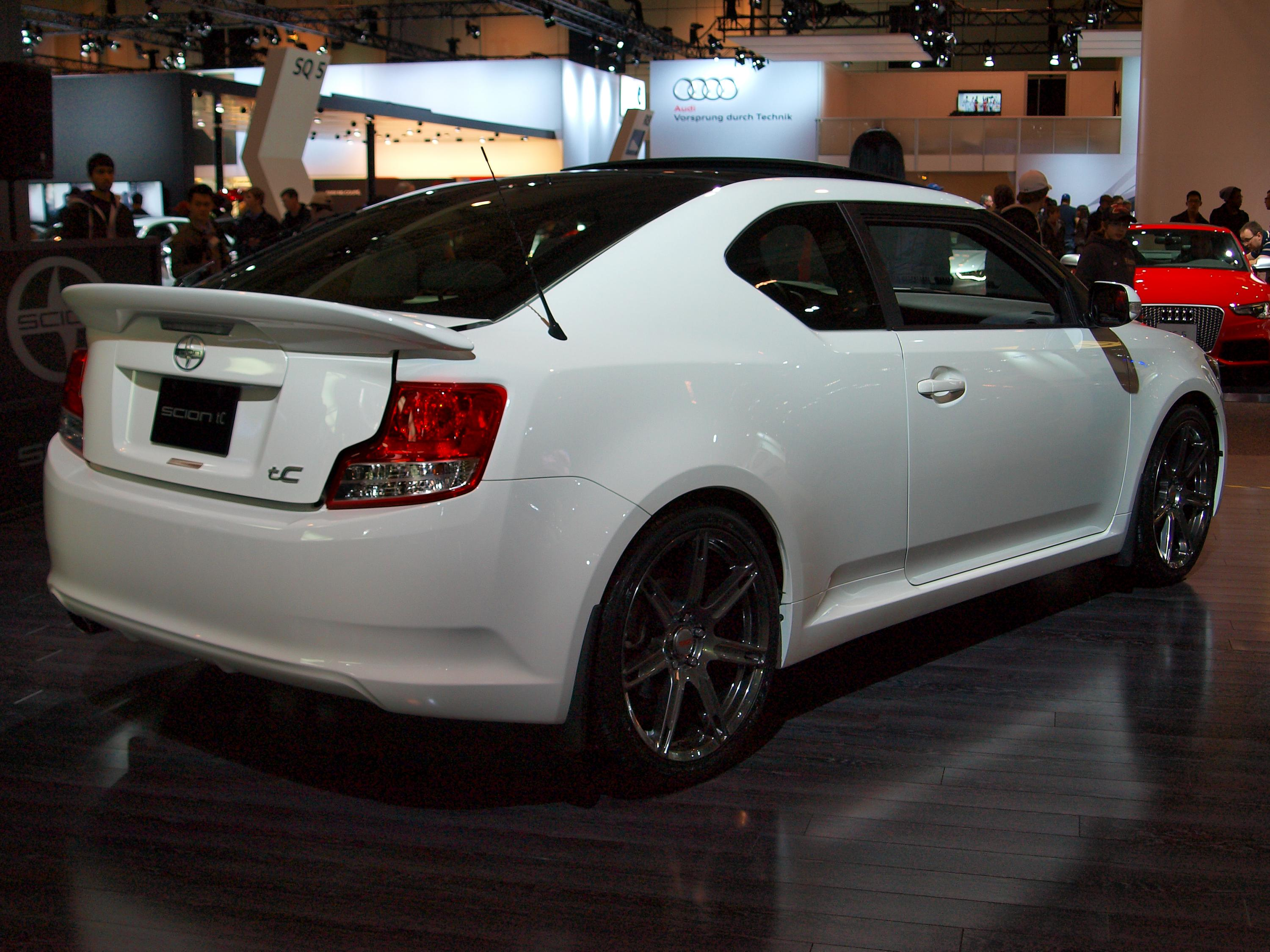 2013 scion tc white 200 interior and exterior images. Black Bedroom Furniture Sets. Home Design Ideas