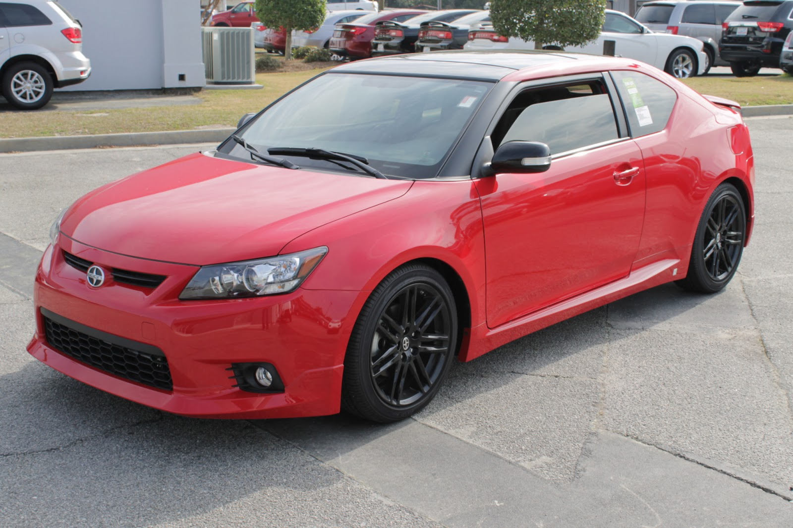 Scion tC #16