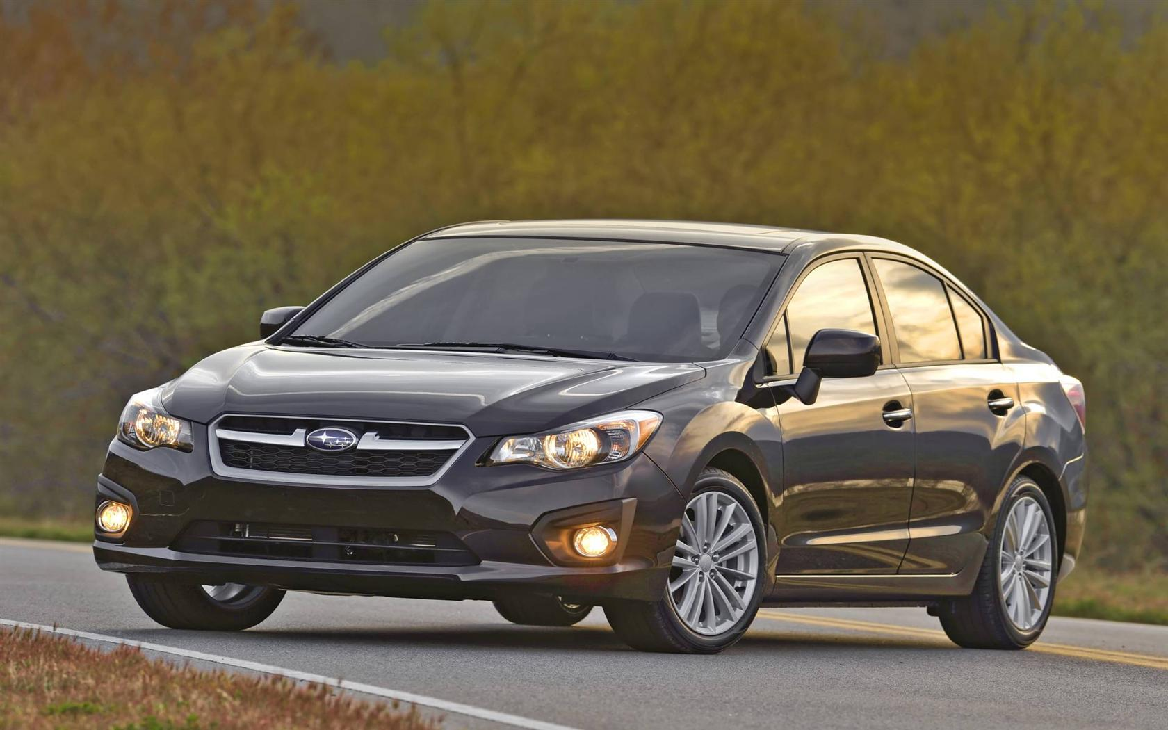 2013 Subaru Impreza Image 4