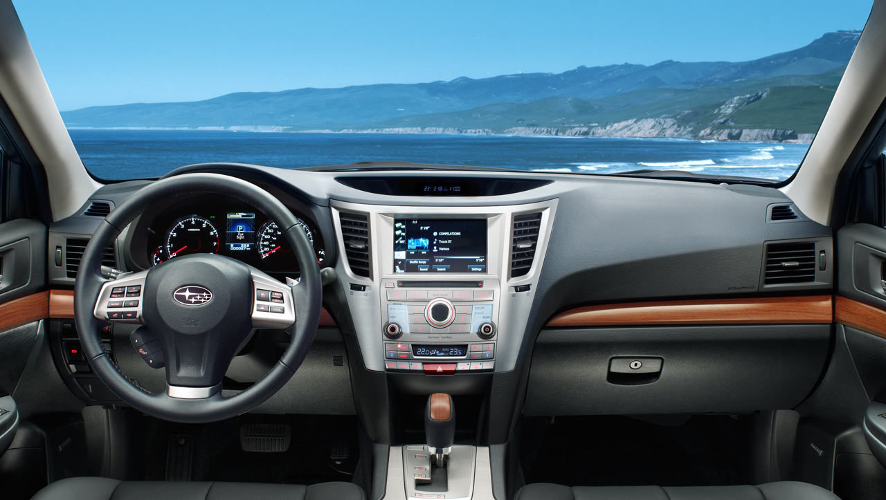 2013 Subaru Outback Information And Photos Zombiedrive Interior 10