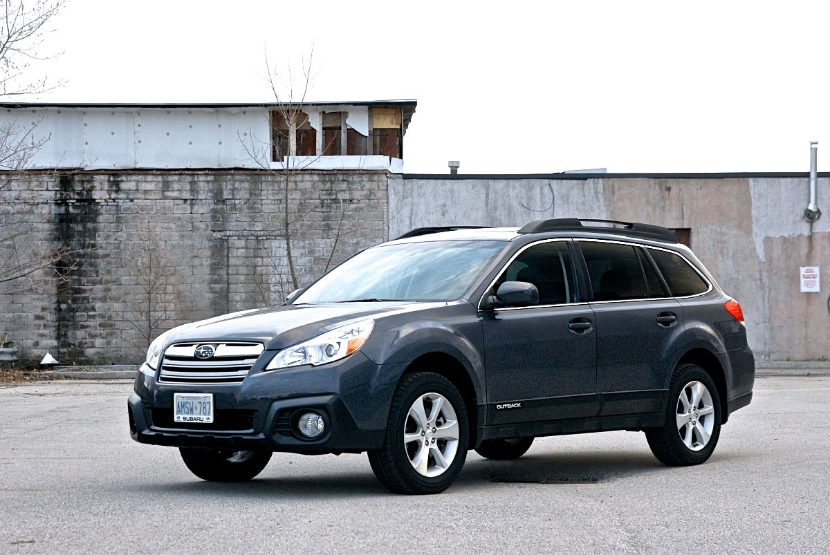 2013 subaru outback information and photos zombiedrive 2013 subaru outback 18 subaru outback 18 vanachro Choice Image