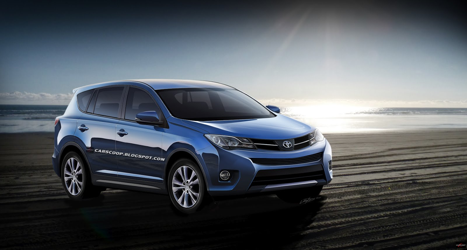 2013 toyota rav4 information and photos zombiedrive. Black Bedroom Furniture Sets. Home Design Ideas