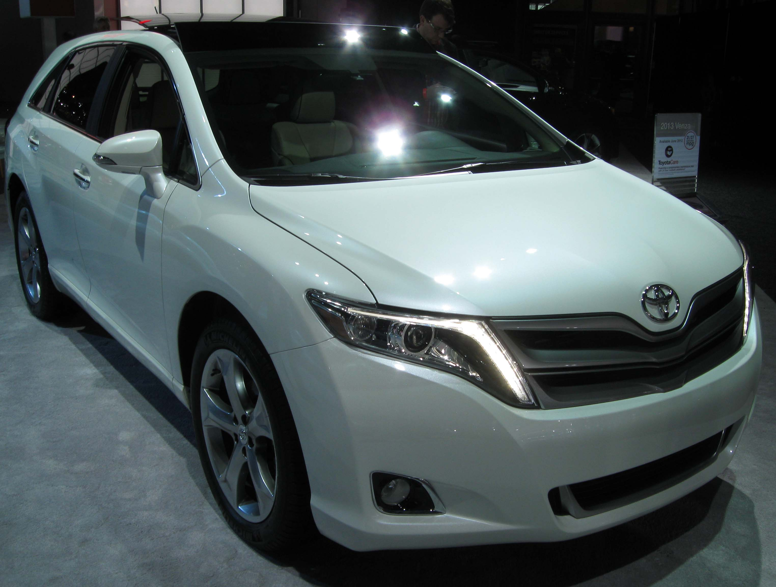 cars speed toyota top venza review