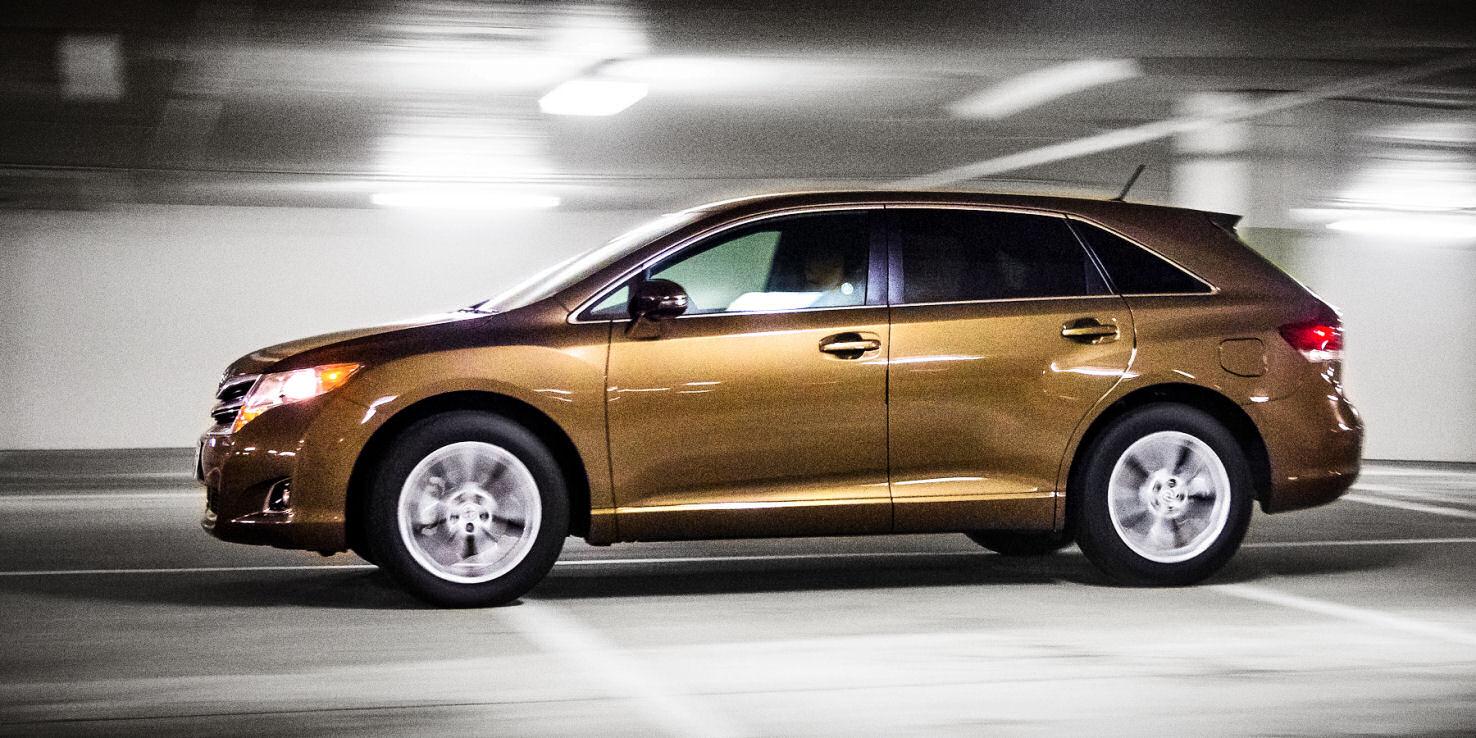2013 Toyota Venza Image 11