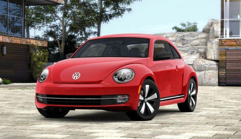 2013 Volkswagen Beetle Image 19