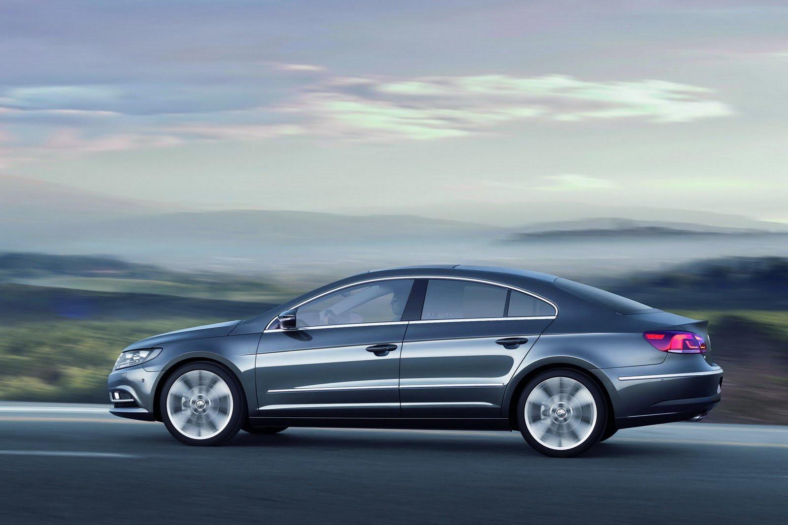 2013 Volkswagen Cc Image 6