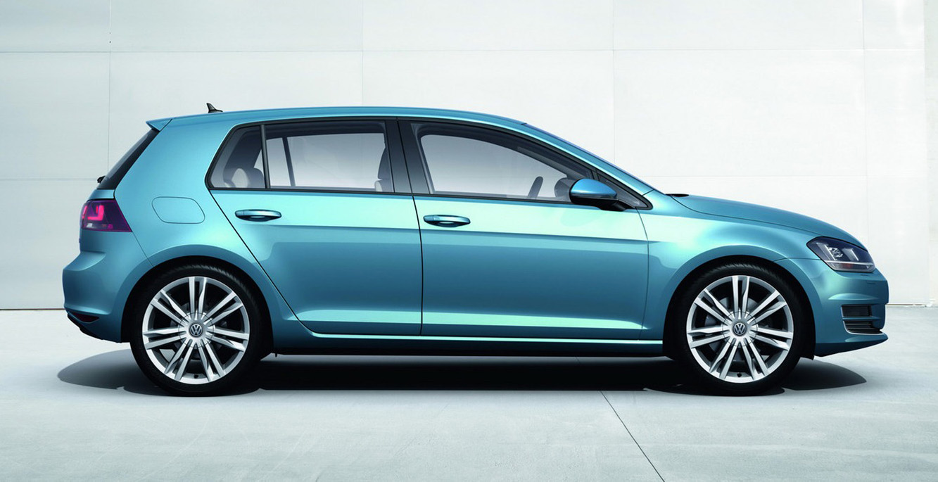 2013 volkswagen golf information and photos zombiedrive. Black Bedroom Furniture Sets. Home Design Ideas