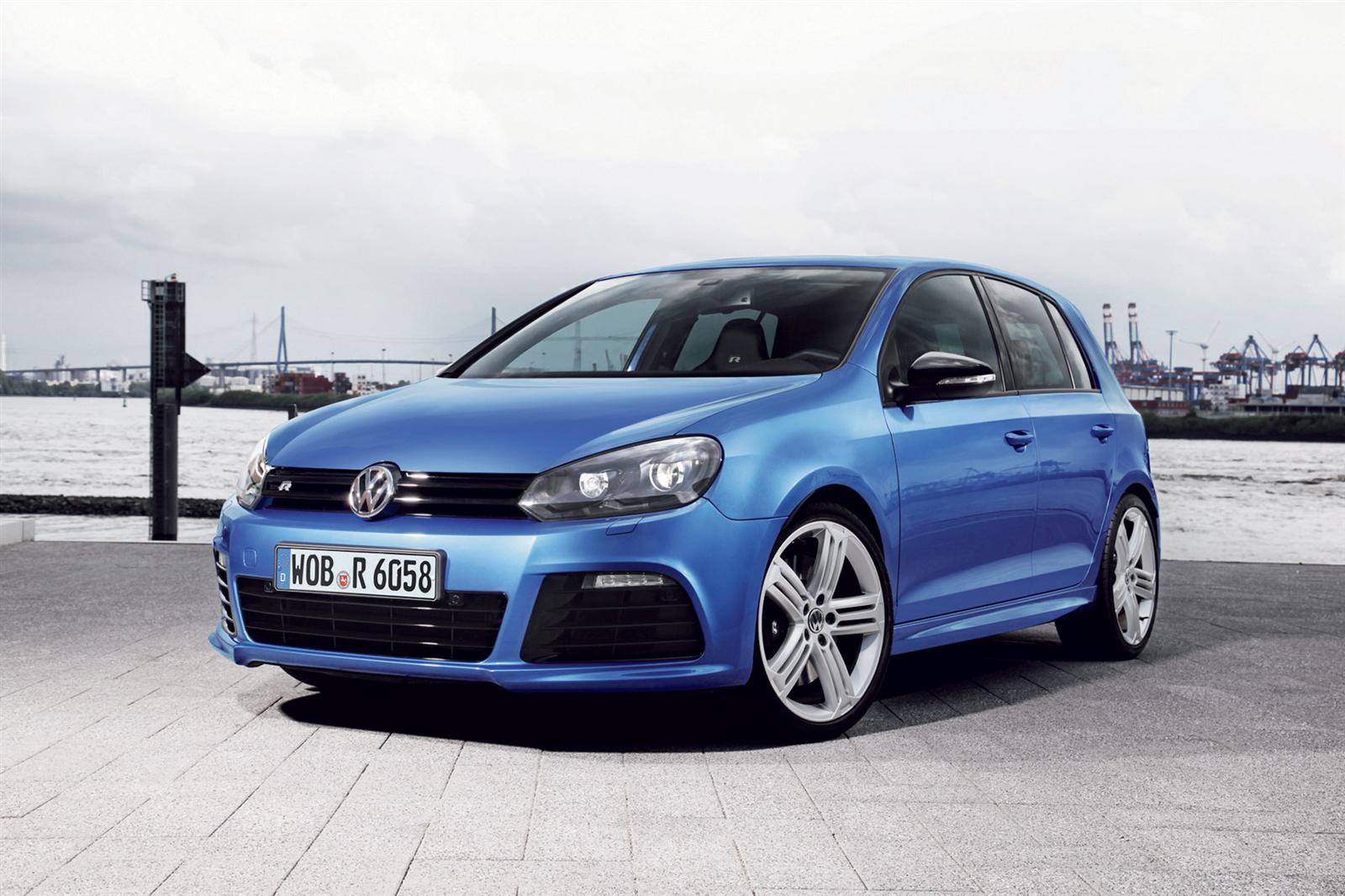 Volkswagen Golf R #10
