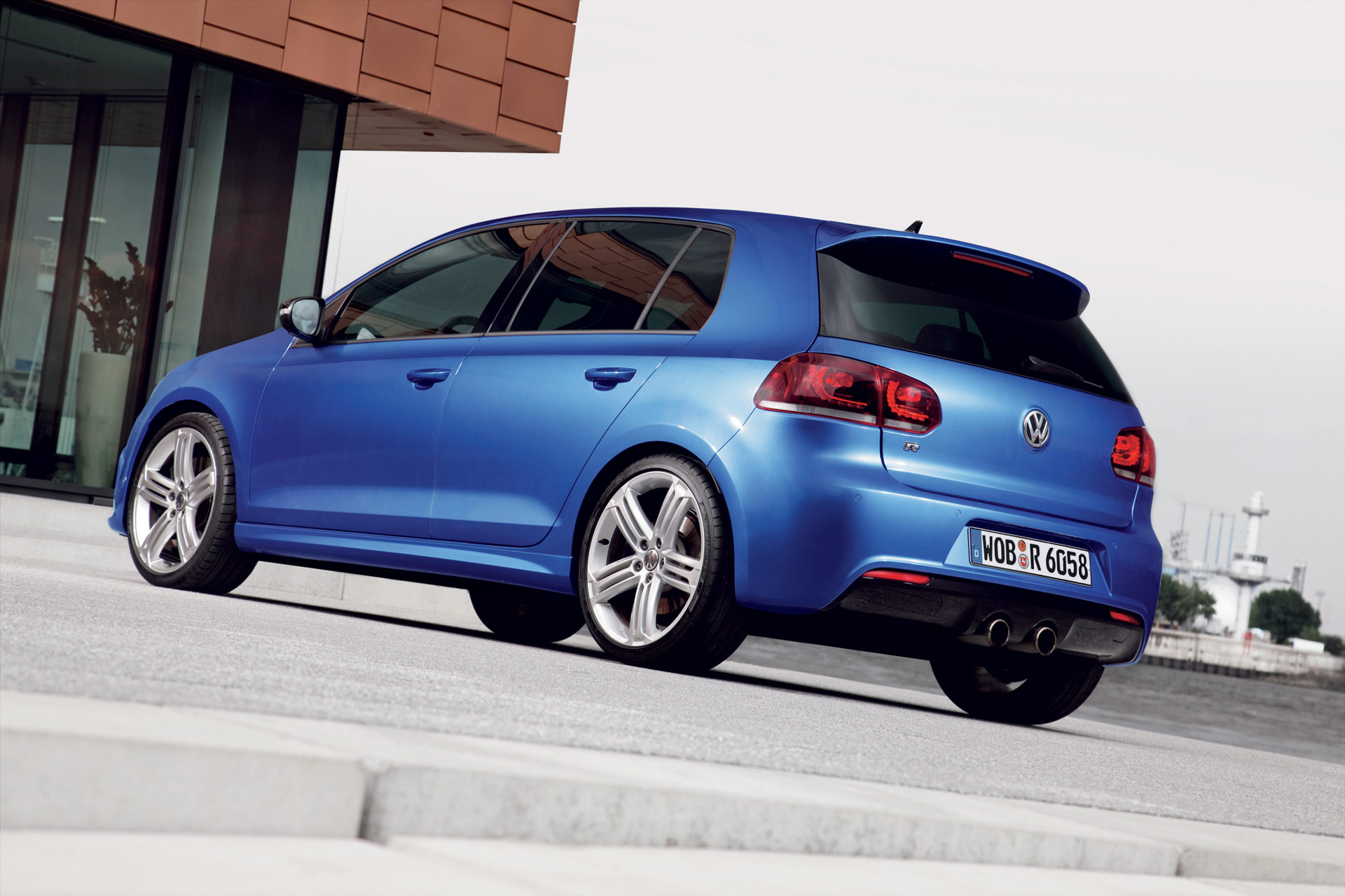Volkswagen Golf R #14