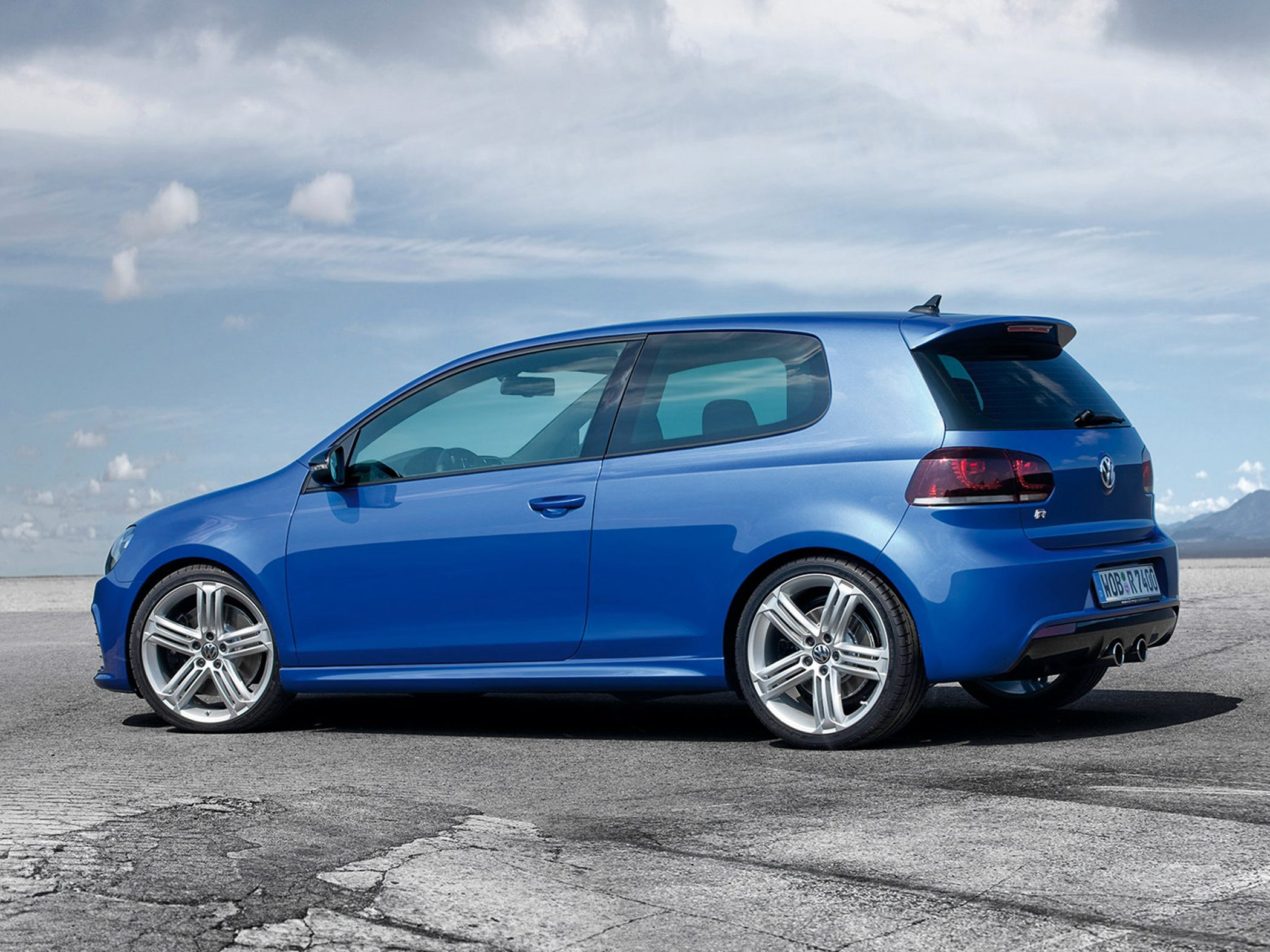 Volkswagen Golf R #15