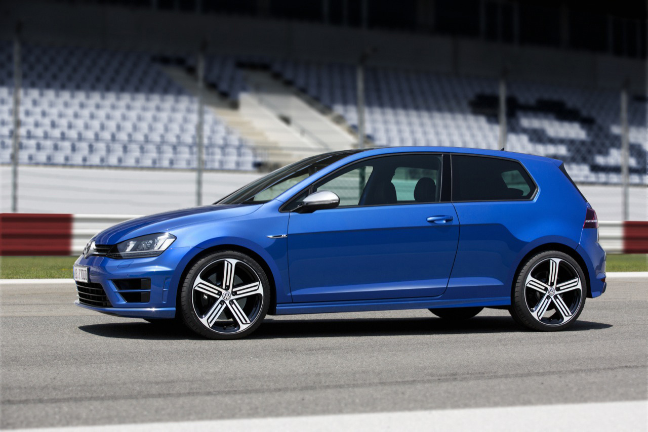 Volkswagen Golf R #13